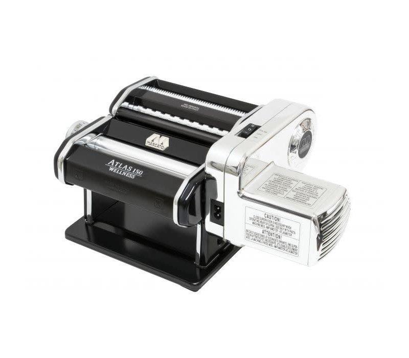 8320BK-- HIC, Atlas 150 Pasta Machine, Black