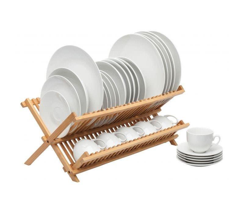 97086-- HIC, Bamboo Dish Rack
