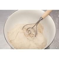 "43752-- HIC, Dough Whisk 12"""