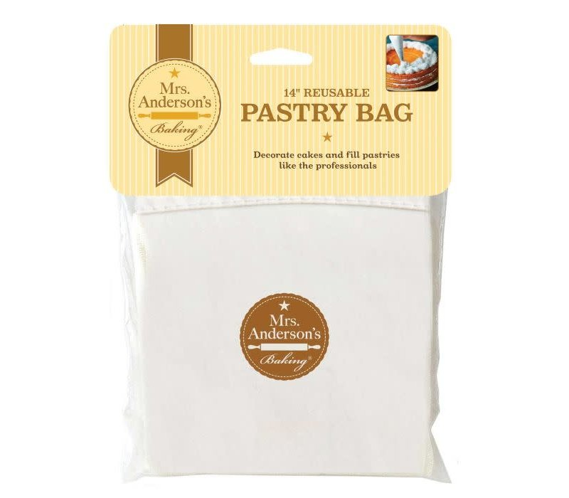 """93260--HIC, Reusable Pastry Bags 14"""""""
