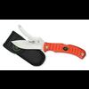 Outdoor Edge FZB-20C--OutdoorEdge, Flip N' Blaze (Orange) - Clam