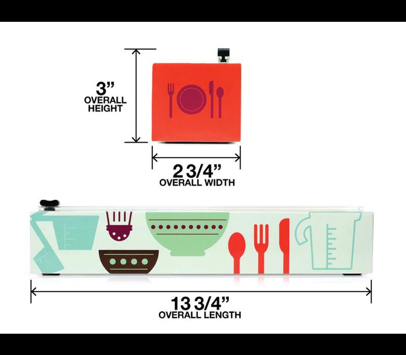 4001--Allen Reed, Cook's Tools-ChicWrap Dispenser