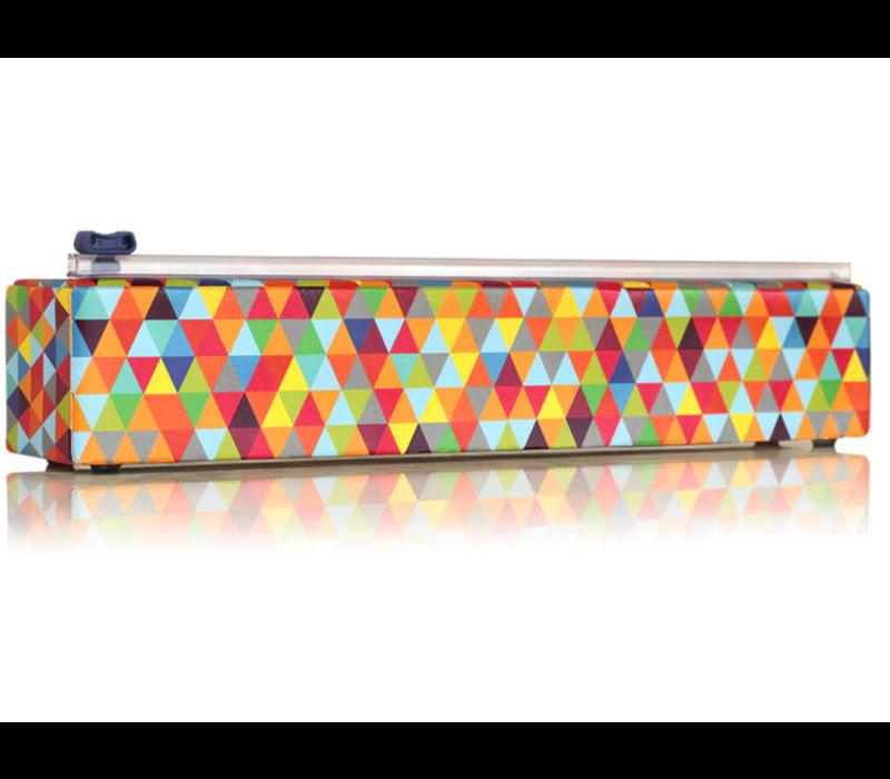 4002--Allen Reed, Triangles-ChicWrap Dispenser