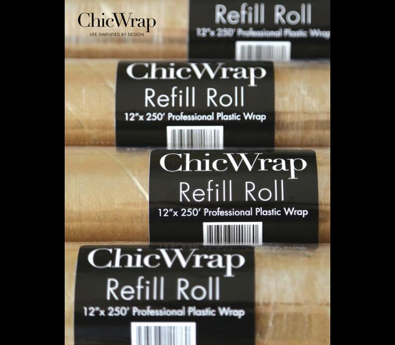 2201--AllenReed, Refill Roll Plastic Wrap, 250 sq ft