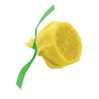 8098-- HIC, Lemon Wraps (12 wraps/ribbons)