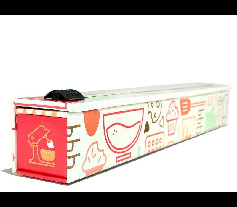 6001--Allen Reed, Baker's Tools, Parchment Paper Dispenser