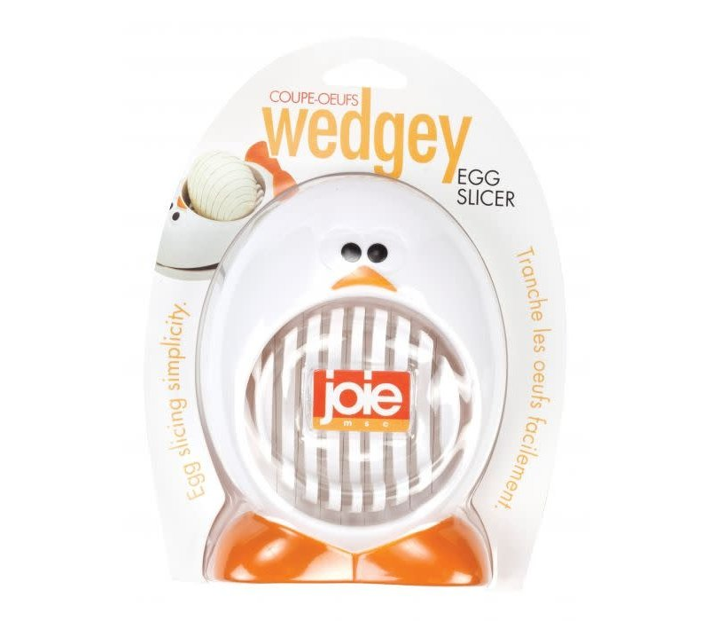 50644--HIC, Wedgey Egg Slicer (White)