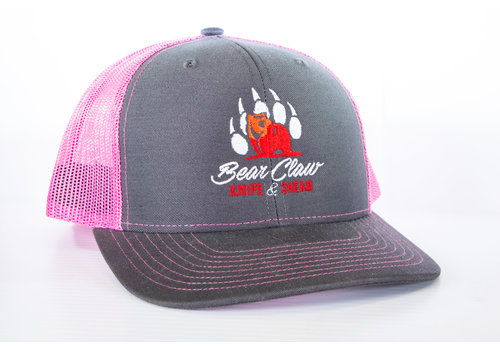 Century Graphics Century Graphics, Bear Claw Hat--Pink