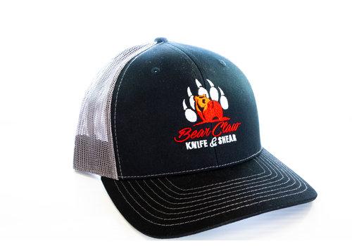 Century Graphics CenturyGraphics, Bear Claw Hat--Black/Charcoal