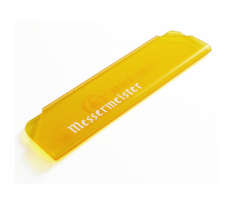 "TGC-03P--Messermeister, Translucent Edge-Guard, Parer 3.5"", Citrus"