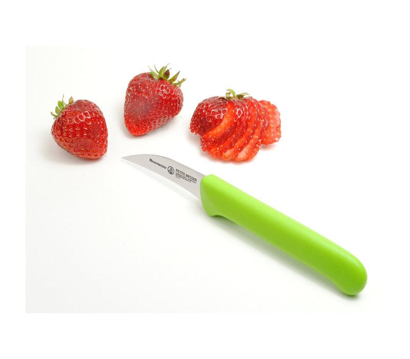 103/G--Messermeister, Petite Messer Paring Knife, Green