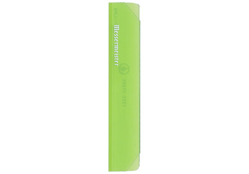 "Messermeister TGG-06U--Messermeister, Translucent Edge-Guard, Utility 6.5"", Green"