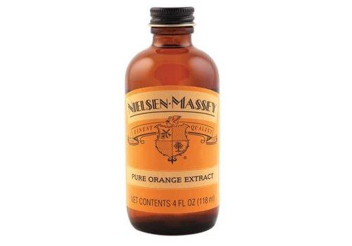 Nielsen-Massey 860045--Nielsen-Massey, Pure Orange Extract 4 oz.
