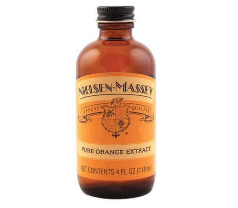 860045--Nielsen-Massey, Pure Orange Extract 4 oz.