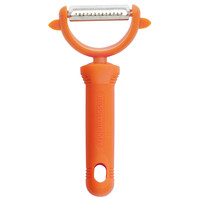 800-63/O--Messermeister, Pro-Touch Peeler - Orange