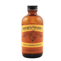 830048--Nielsen Massey, Pure Almond Extract 4 oz.
