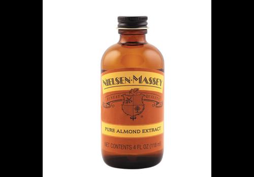 Nielsen-Massey 830048--Nielsen Massey, Pure Almond Extract 4 oz.