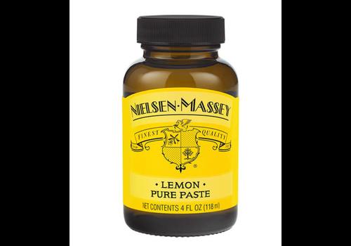 Nielsen-Massey 854047--Nielsen-Massey, Pure Lemon Paste 4 oz.