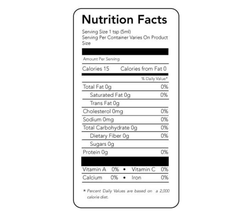840040--Nielsen-Massey, Pure Chocolate Extract 4 oz.