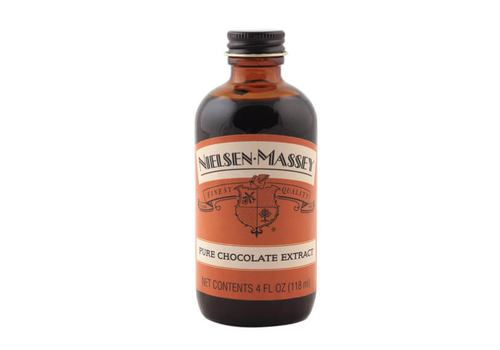 Nielsen-Massey 840040--Nielsen-Massey, Pure Chocolate Extract 4 oz.