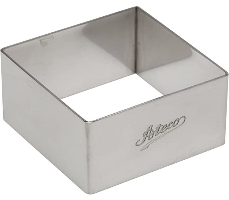 "4904--Ateco, 2.75"" Square Forms"