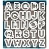 Ateco 5770--Ateco, Alphabet Cutter Set