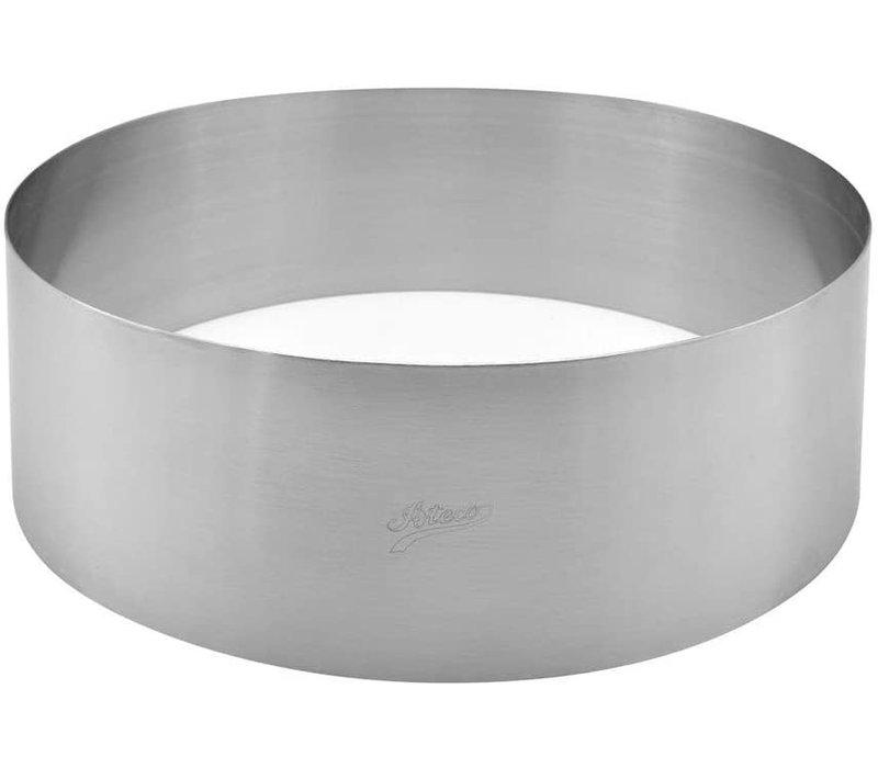 "48710--Ateco, 9.5"" Round Food Mold"