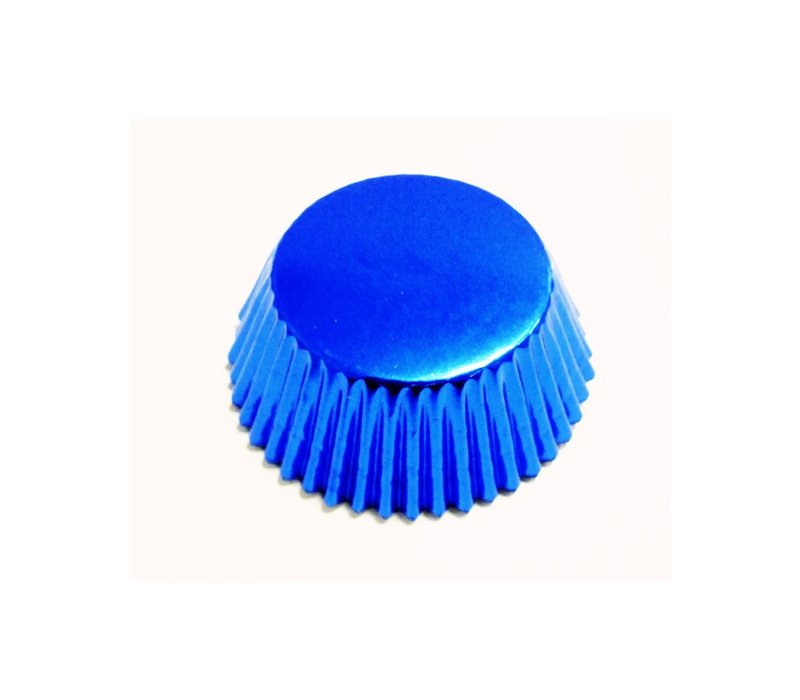BC754--PME, Blue Standard Baking Cups