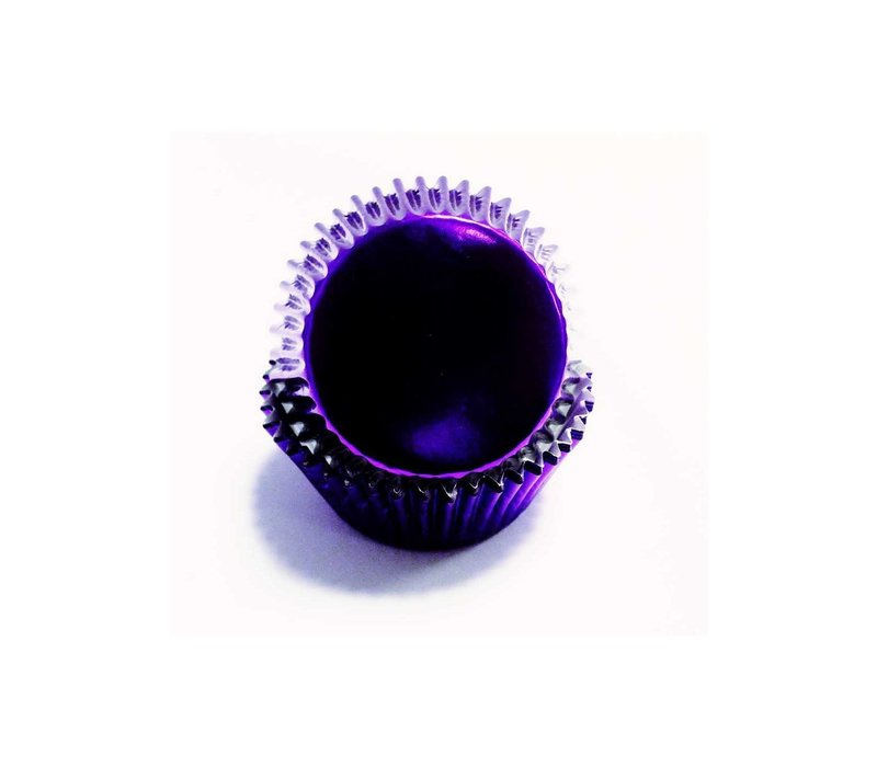 BC755--PME, Purple Standard Baking Cups