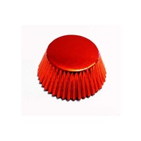 BC756--PME, Red Standard Baking Cups