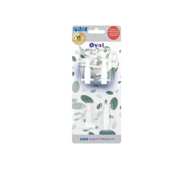 MO154--PME, Miniature Oval Plunger