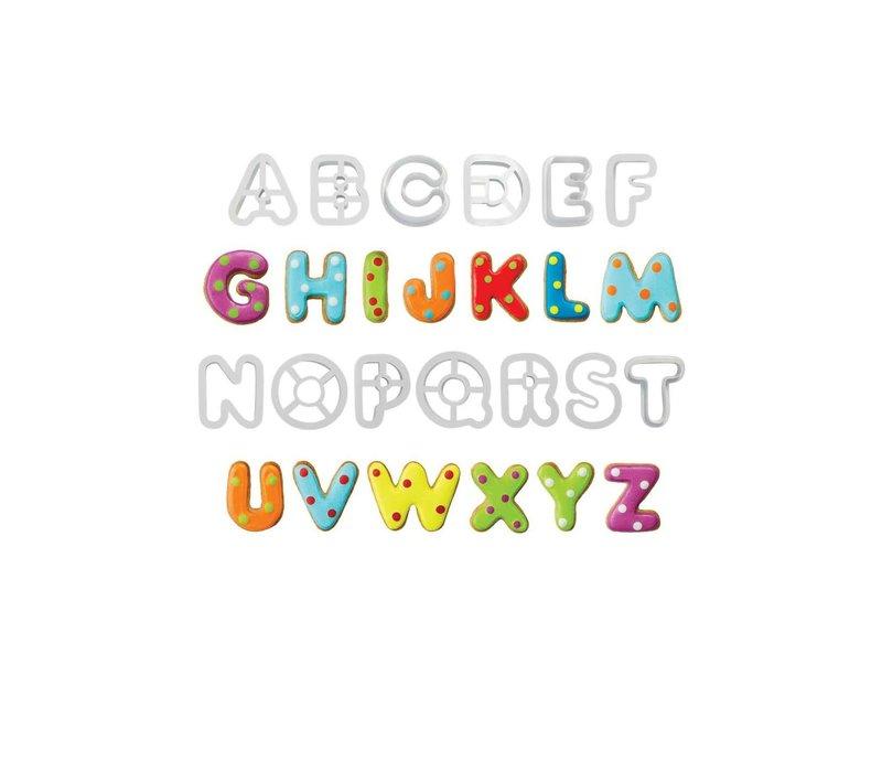 AN300--PME, Alphabet Set (26 pc)