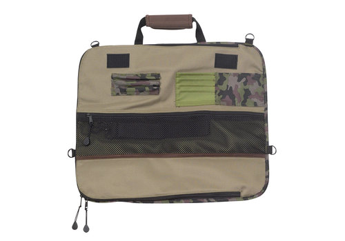 Messermeister 2088-8/C--Messermeister, Padded Knife Roll 8 Pocket, Camouflage