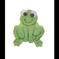 """1673/VS--R&M, Mini Frog Bright Green CC 1.5""""  (Single)"""