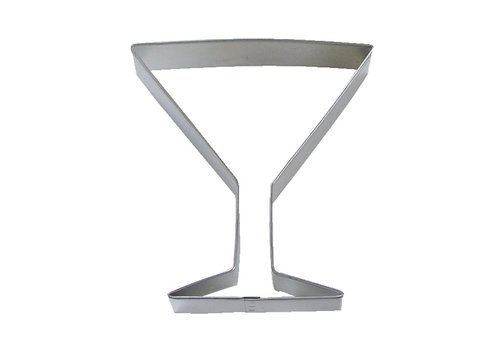 "R & M International Corp 0979S--R&M, Martini Glass CC 4"" (Single)"