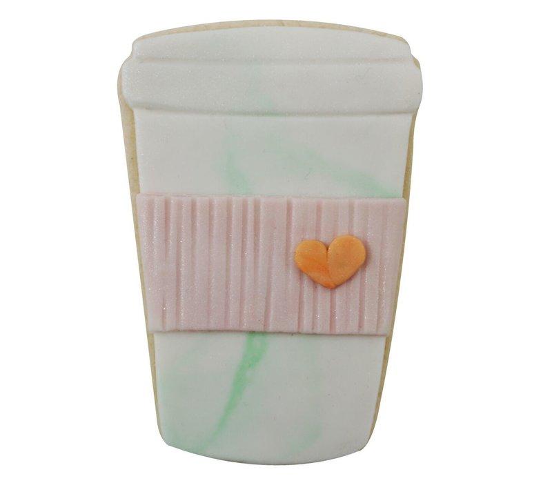 """0816S--R&M, Travel/Coffee Mug CC 4"""" (Single)"""