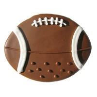 "1349S--R&M, Brown Football CC 3.5"" (Single)"