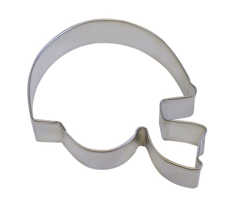 """1396S--R&M, Football Helmet CC 4.5"""" (Single)"""