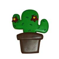 """1016S--R&M, Cactus in Pot CC 4"""" (Single)"""