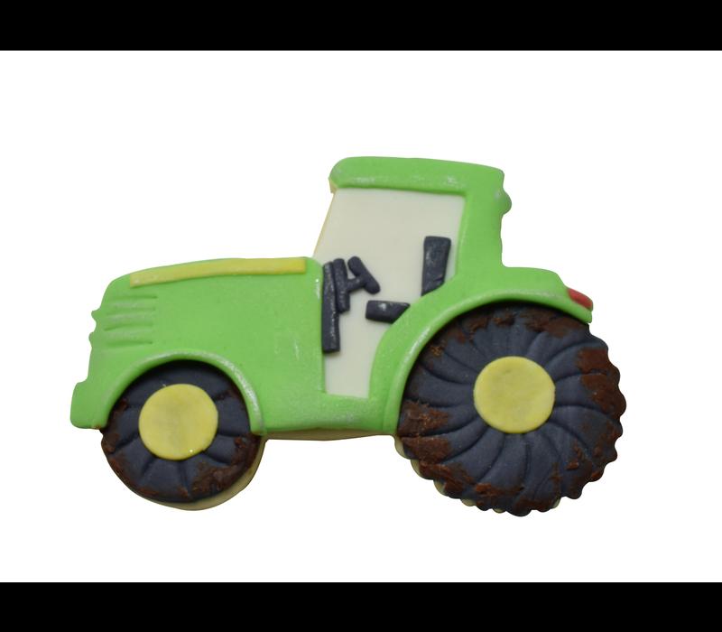 """0946/VS--R&M, Tractor Green CC 4.25"""" (Single)"""