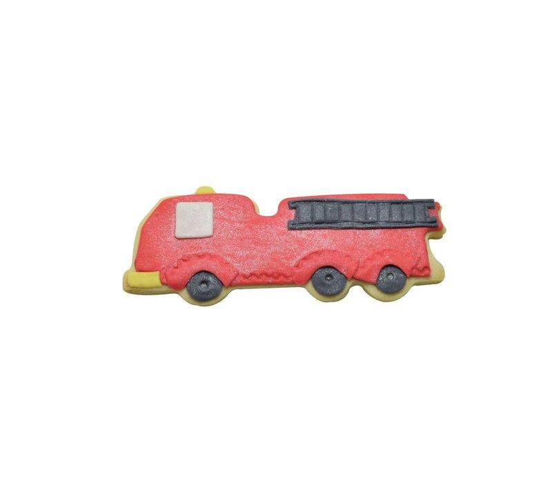 "1387/R--R&M, Fire Truck Red CC 5"" (Single)"