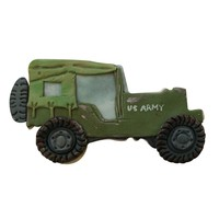 "0841S--R&M, Military Truck CC 4.25""  (Single)"