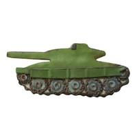"0843S--R&M,Tank CC 4.75"" (Single)"