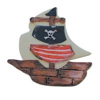 "1238S--R&M,  Pirate Ship CC 4.5"" (Single)"