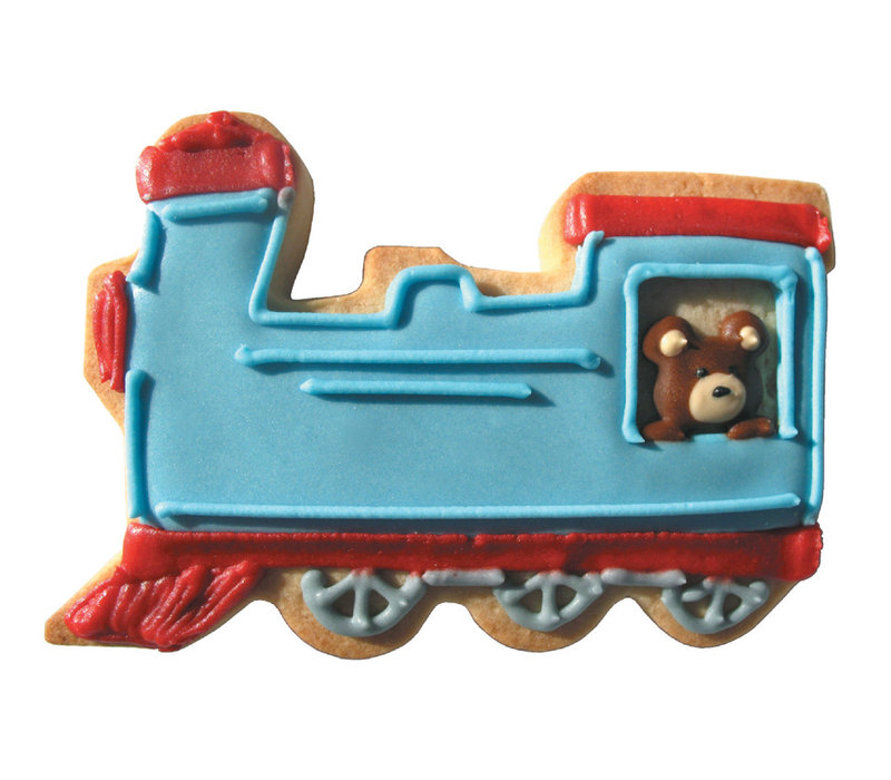 "R&M Locomotive CC 3"" (Single)"