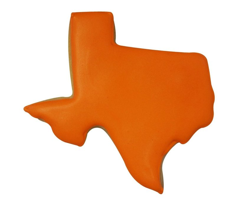 """1443/RS--R&M, Texas State Red CC 3.5"""" (Single)"""