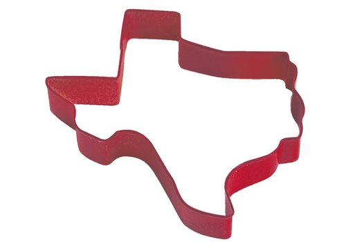 "R & M International Corp 1443/RS--R&M, Texas State Red CC 3.5"" (Single)"