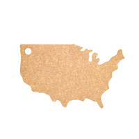 032-USA0102--Epicurean, Natural Slate USA Shape