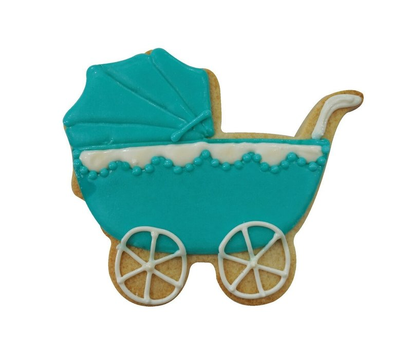 """1149/DS--R&M, Daffodil Baby Carriage CC 4"""" (Single)"""