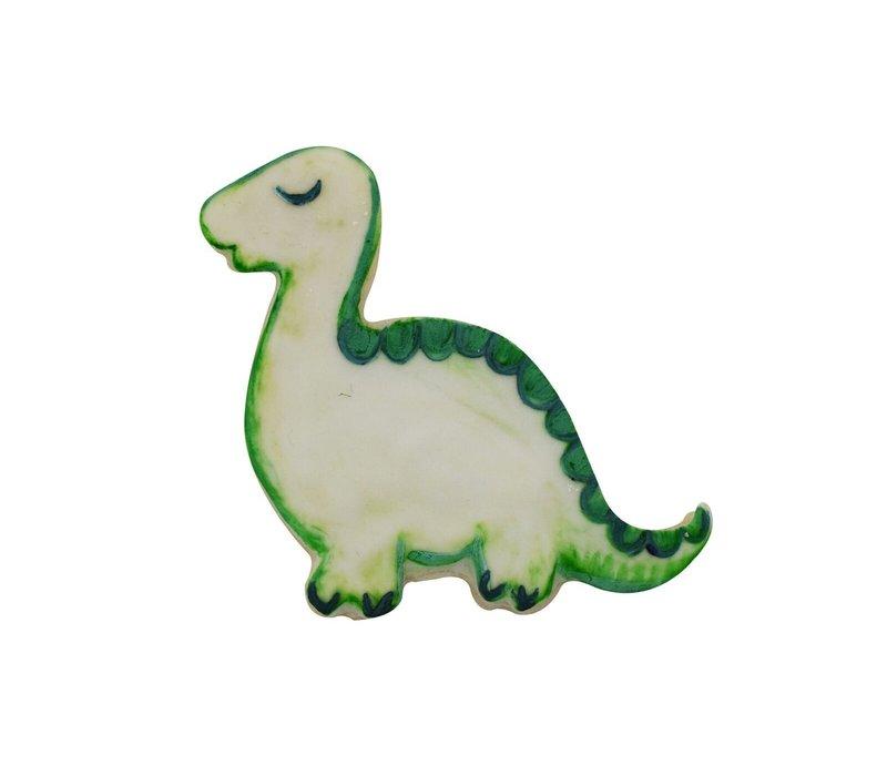"0812/ES--R&M,  Baby Brontosaurus blue CC 4.5"" (Single)"